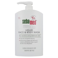 Liquid Face and Body Wash - 1000 ml