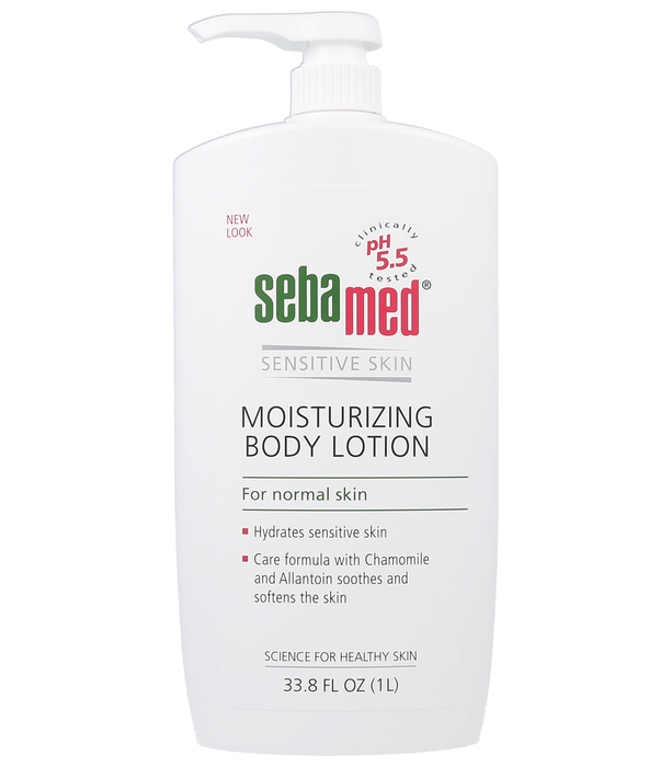 Moisturizing Body Lotion - 1000 ml