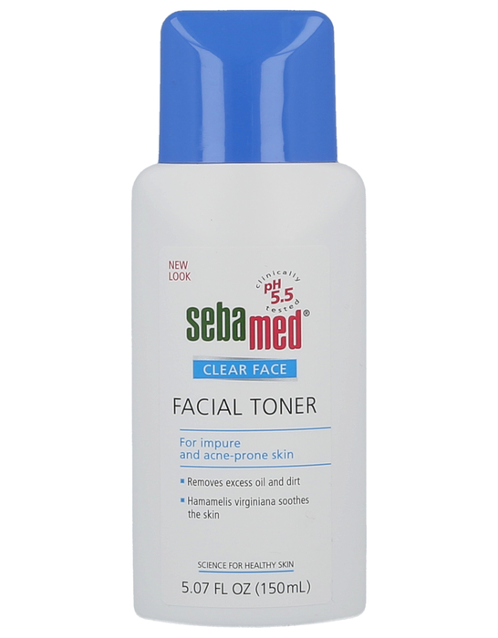 Clear Face Deep Cleansing Toner - 150 ml