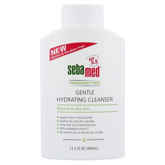 Fragrance Free Gentle Hydrating Cleanser - 400 ml