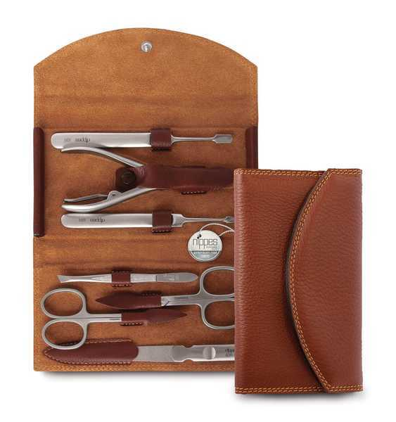 Partner Brands x Nippes Solingen Professional Manicure Set, 7 Piece