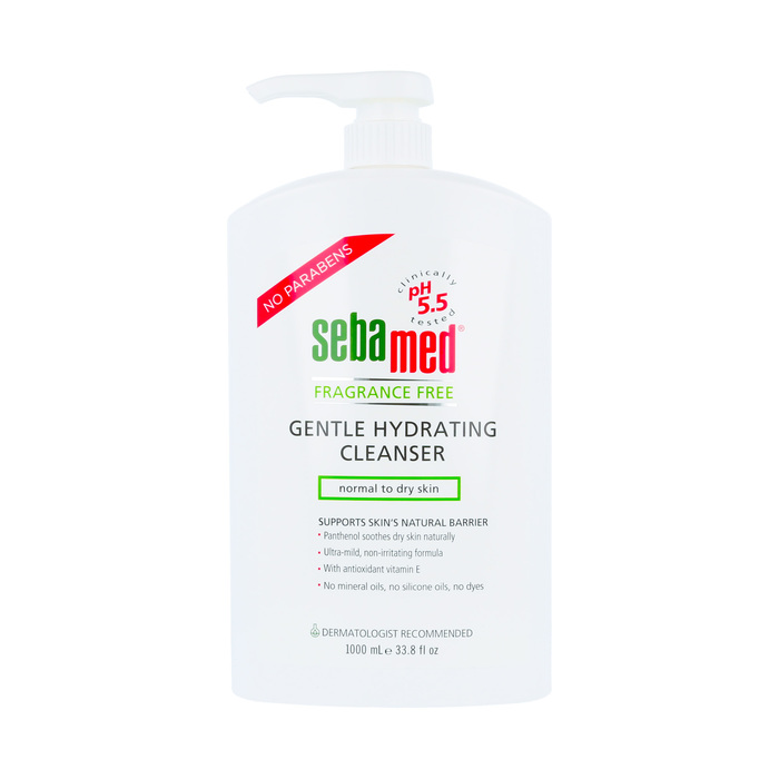 Fragrance Free Gentle Hydrating Cleanser - 1000 ml